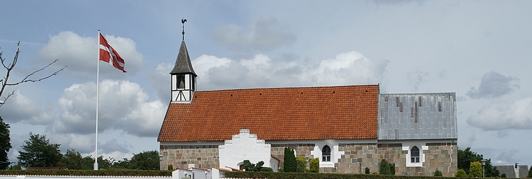 Billedresultat for låsby kirke